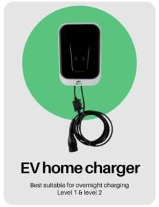 Best home electric car charger for tesla and best electric car charger for home