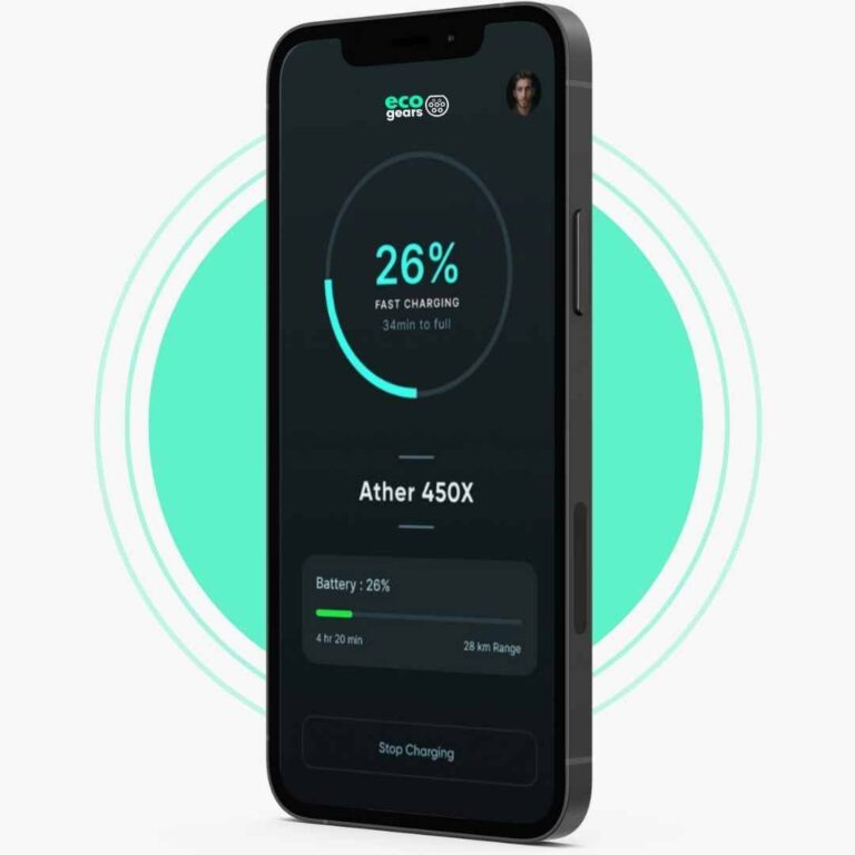 electric vehicle charging station app for nearby ev charging station